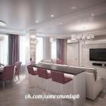 Дизайн интерьера квартиры#идея #дизайн #интерьер