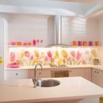 Идея дизайна интерьера кухни