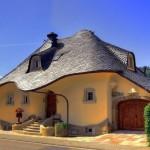 #Идеи_Для_Загородного_ДомаИнтересный домик в Германии