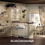 Несколько вариантов кухонь в стиле
