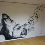 #Идеи_Для_ДомаРисунок на стене…