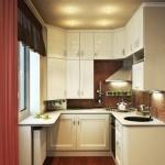 Интерьер небольшой кухни#идея #дизайн #интерьер